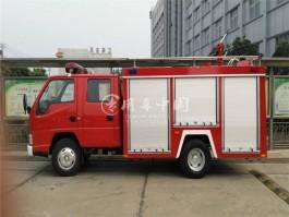 江铃2吨水罐消防车 (4)