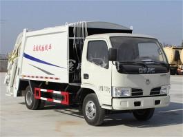 东风4方压缩式垃圾车 (4)