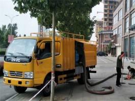 小多利卡污水处理车