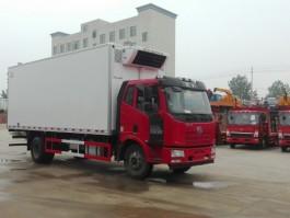 解放7.5米冷藏车