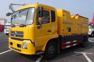 程力集团出新品,沥青路面热再生修补车