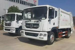 程力压缩式垃圾车产品质量在次升级