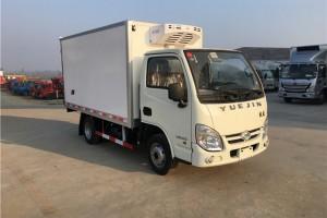 跃进小福星3.3米冷藏车【国际最新技术】