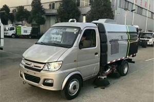 长安小型扫路车【完善的售后服务】