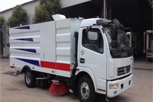 东风8吨环卫洗扫车【远销世界50多个国家】
