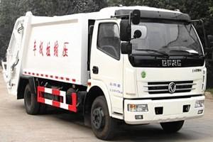 江西王总订购的程力集团东风大多利卡8方压