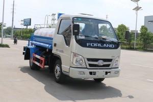 福田3吨小型洒水车【厂家供应】