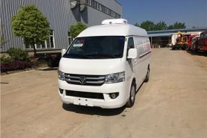 福田G7药品专用冷藏车