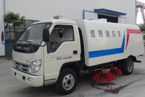 程力专汽-荆门东风天锦洗扫车行情
