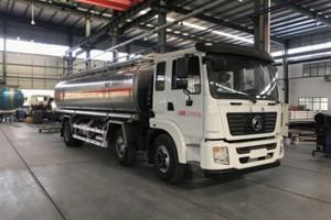 程力东风商用洗井液运输车,新标准自动化设备
