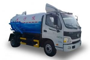 程力吸污车保养主要十大部件及方法