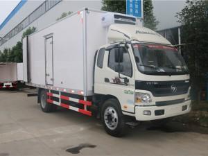 福田欧马可7.6米冷藏车