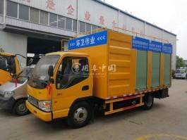 江淮污水处理车 (4)