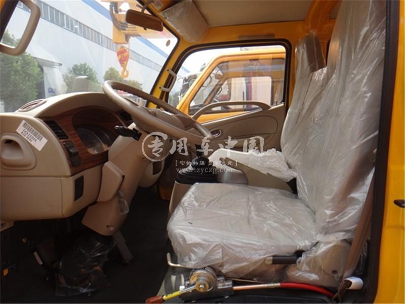 程力东风福瑞卡3吨沥青洒布车图片