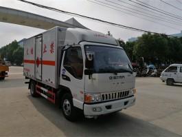 程力江淮4.1米爆破器材运输车