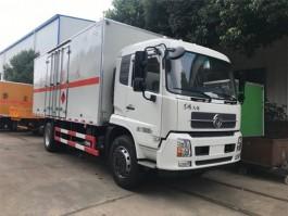 程力东风天锦6.1米爆破器材运输车