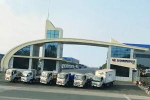 程力专用车新厂区、新设备、新工艺向中高端