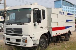 东风天锦吸尘车价格¥35.8万