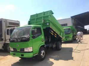 东风福瑞卡3.5米自卸式垃圾车
