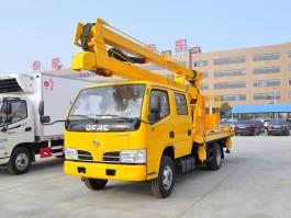 程力东风多利卡14米高空作业车