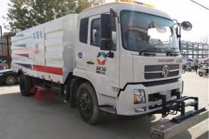 程力道路清扫车日常保养与维护