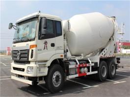 中和福田欧曼10方水泥罐车