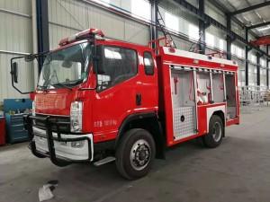 凯马四驱水罐消防和消防洒水