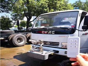 程力多利卡路面清洗车