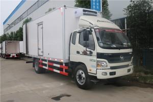 程力福田冷藏车价格表¥5.1万~20.2万