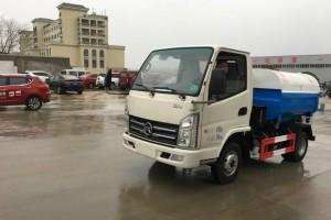 凯马3方勾臂式垃圾车价格¥4.3万