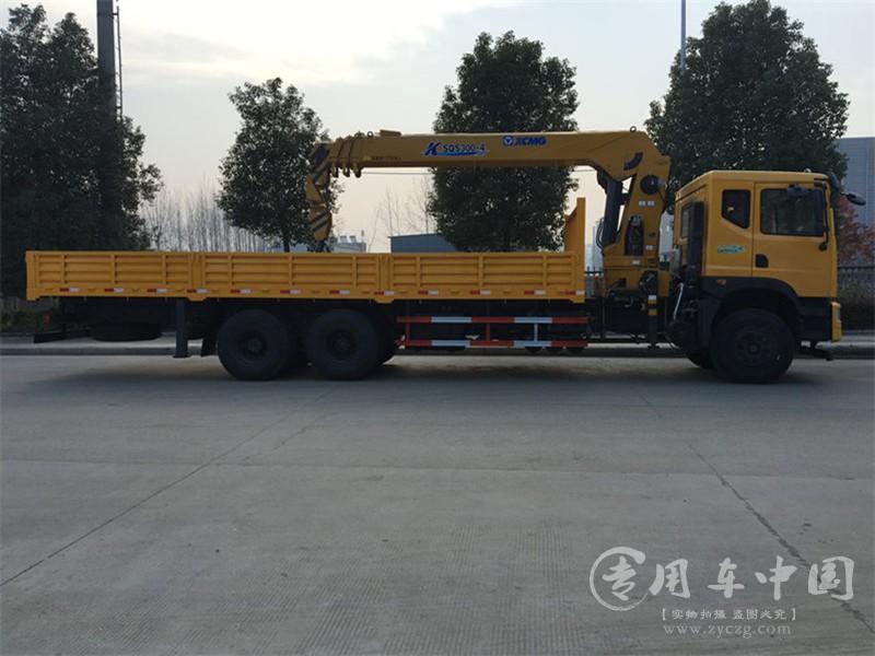 东风T5 12吨随车吊图片