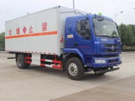 柳汽乘龙爆破器材运输车 (4)