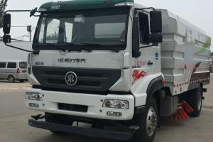 重汽8吨扫路车价格¥35.6万