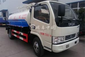 程力5方吸粪车价格表¥10万~13.8万