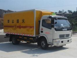大多利卡5.1米爆破器材运输车 (4)