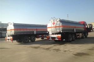 程力化工液体运输车如何保养
