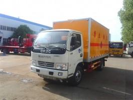 小多利卡4.1米爆破器材运输车 (5)