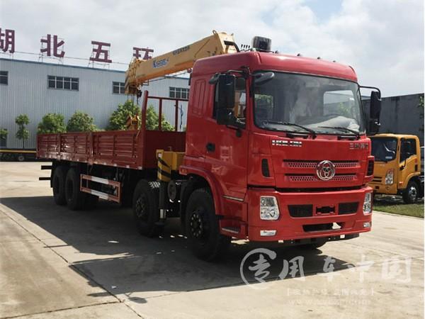 三环前四后八14吨徐工随车吊价格表¥45.4-52.6万