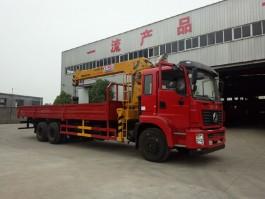 东风后八轮12吨长兴随车吊 (5)