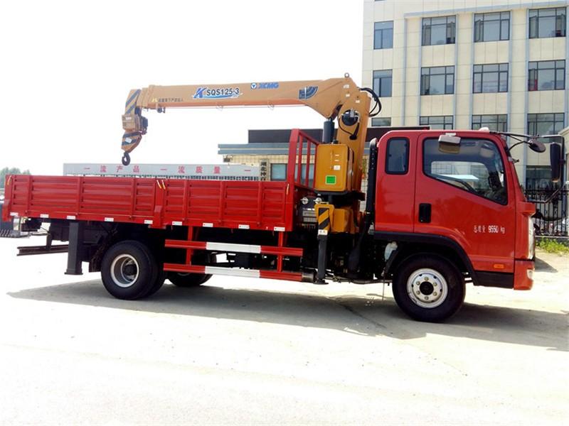 凯马凯捷5吨随车吊图片