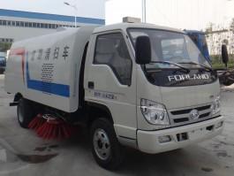 程力福田小型扫路车