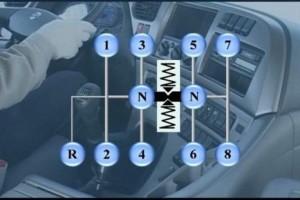 12档、16档多档变速箱操作和车辆使用注意事项图解