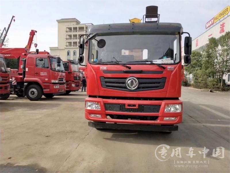 东风T5 10吨随车吊