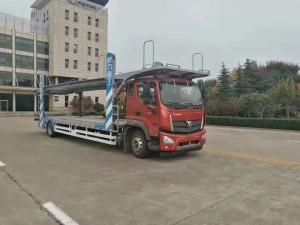 福田瑞沃ES5新款国五轿运车