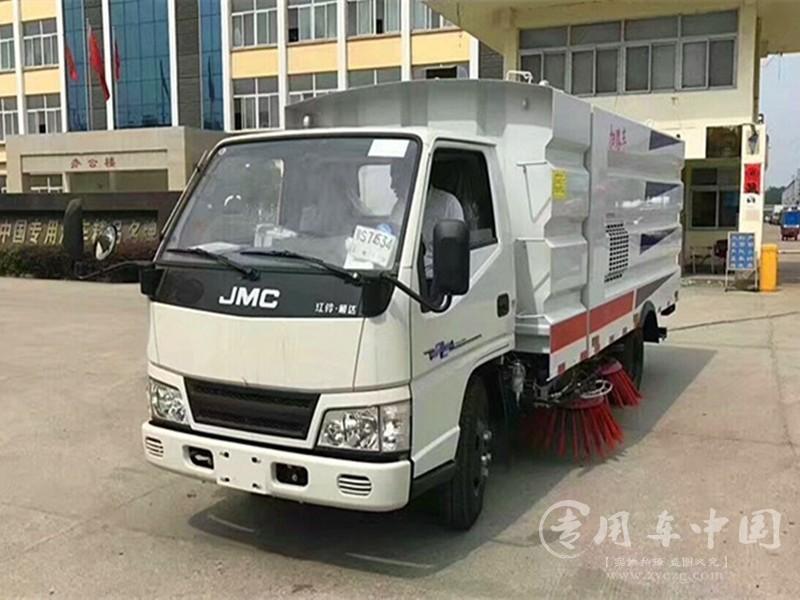 江铃小型扫路车价格表¥17.1-25.3万