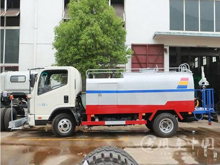程力凯马5方高压清洗车