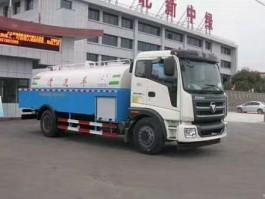 程力福田瑞沃10方高压清洗车