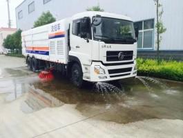 东风天龙洗扫车