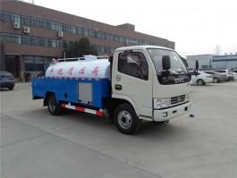 程力东风多利卡5方高压清洗车