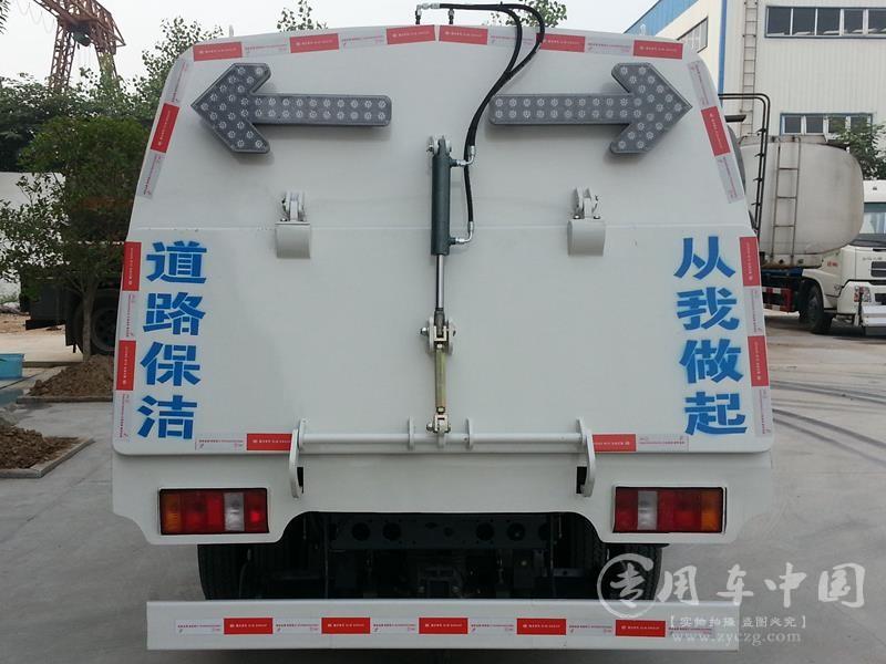程力福田时代扫路车